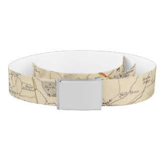 Edinburgh environments belt
