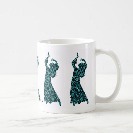 Edinburgh Iranian Festival Mug - EIF Design White