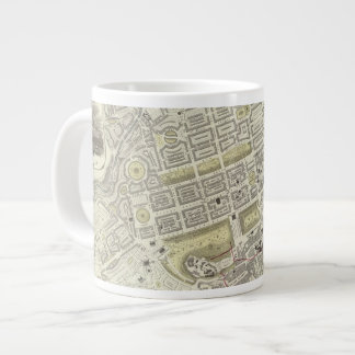 Edinburgh Large Coffee Mug