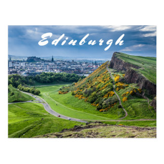 Edinburgh Postcard