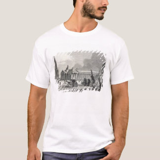 Edinburgh: Royal Institution and Scott T-Shirt