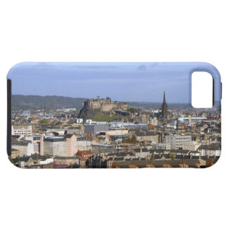 Edinburgh, Scotland. A view overlooking central iPhone 5 Case