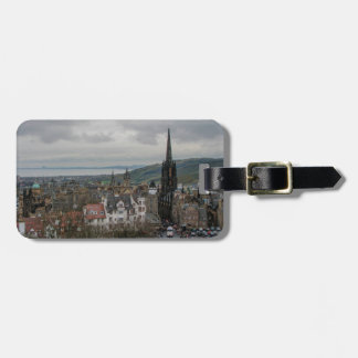 Edinburgh, Scotland Luggage Tag