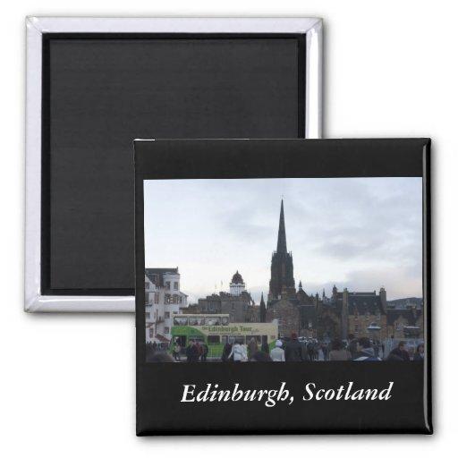 Edinburgh, Scotland Magnets
