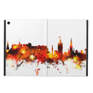 Edinburgh Scotland Skyline iPad Air Case