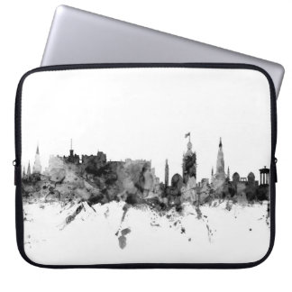 Edinburgh Scotland Skyline Laptop Sleeve