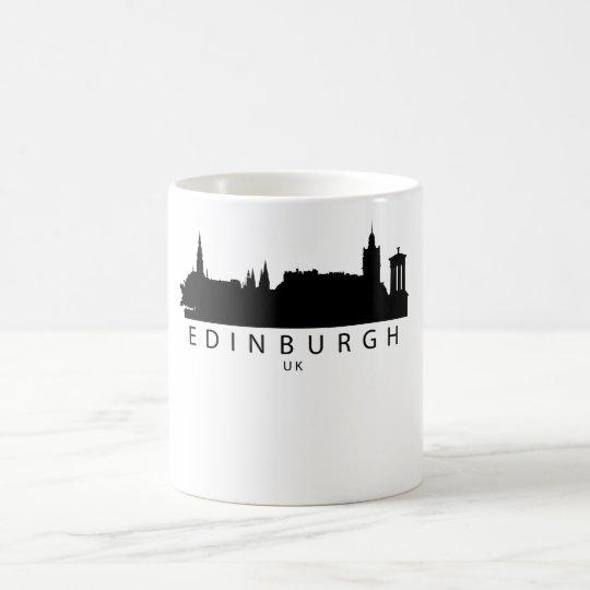 Edinburgh Scotland UK Skyline Coffee Mug