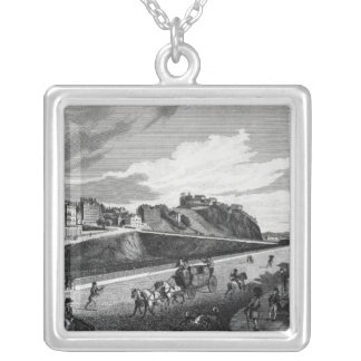 Edinburgh Silver Plated Necklace