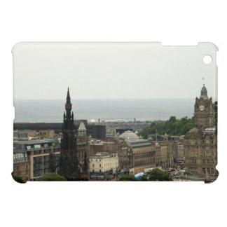 Edinburgh Skyline 001 iPad Mini Cases