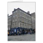 Edinburgh's The World's End Tavern Greeting Card