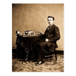 Edison and His Phonograph 1887