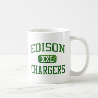 """Edison Chargers """"Class of 2010"""" Mug"""