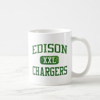 """Edison Chargers """"Class of 2012"""" Mug"""