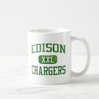 """Edison Chargers """"Class of 2013"""" Mug"""