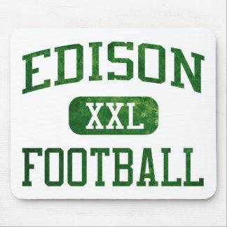 Edison Chargers Football Mousepad