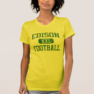 Edison Chargers Football T Shirt