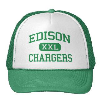 Edison - Chargers - High - Huntington Beach Hat