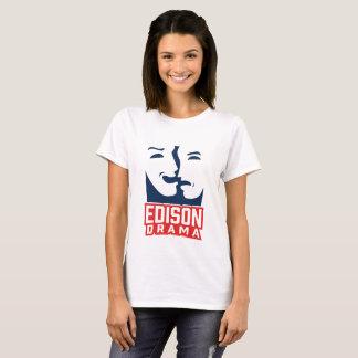Edison Drama Ladies T-Shirt