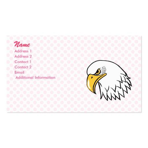 Edison Eagle Business Card