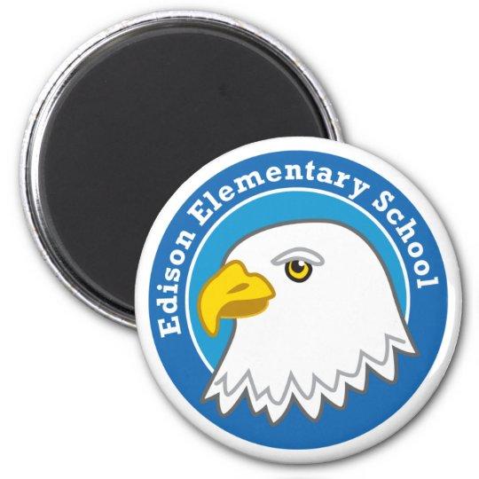 Edison Eagle Magnet