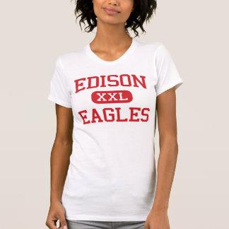 Edison - Eagles - High School - Edison New Jersey Tshirt