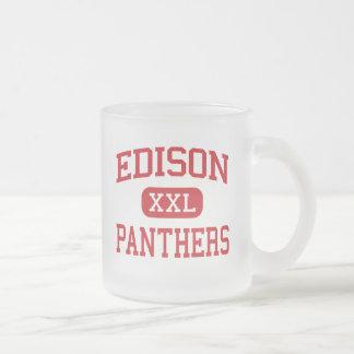 Edison - Panthers - Junior - Pekin Illinois Coffee Mugs