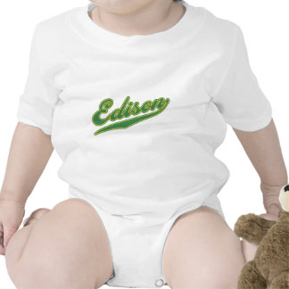Edison Script Tee Shirts