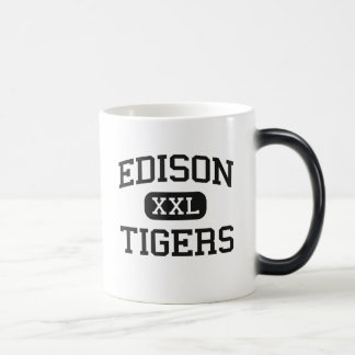 Edison - Tigers - High School - Fresno California Coffee Mugs