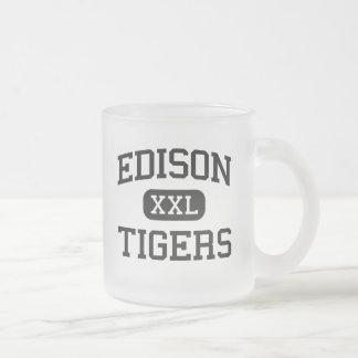 Edison - Tigers - High School - Fresno California Mug