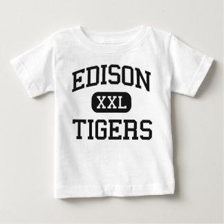 Edison - Tigers - High School - Fresno California T-shirts