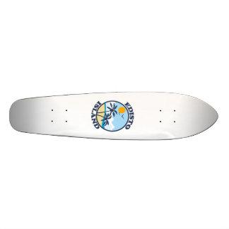 Edisto Island. Skate Board Decks