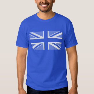 Editable Color Union Jack Flag Tshirt