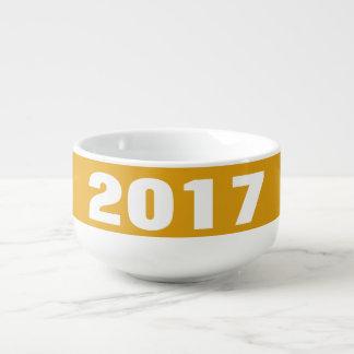 Editable TEMPLATE DIY + Image Text Greeting FUN Soup Mug