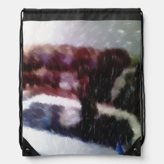 Edited photo Living room Backpack