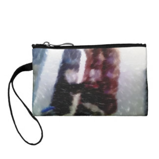 Edited photo Living room Coin Purse