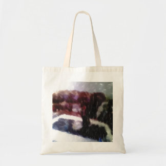 Edited photo Living room Budget Tote Bag
