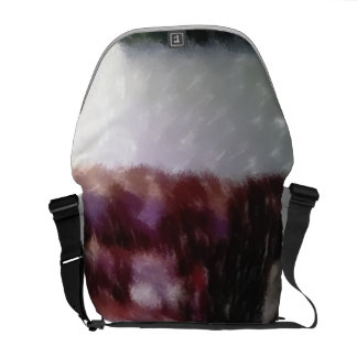 Edited photo Living room Courier Bags