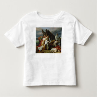 Edith Finding the Body of Harold, 1828 Toddler T-Shirt