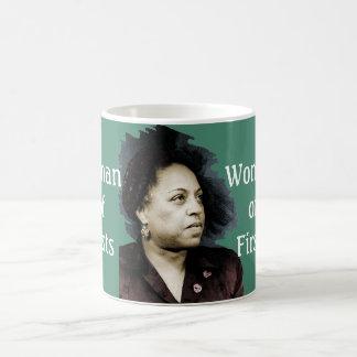 Edith Sampson: Woman of Firsts Basic White Mug
