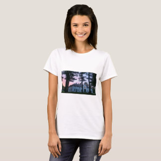 Edith Wharton Mansion Carriage House T-Shirt