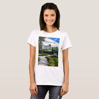 Edith Wharton Mansion T-Shirt