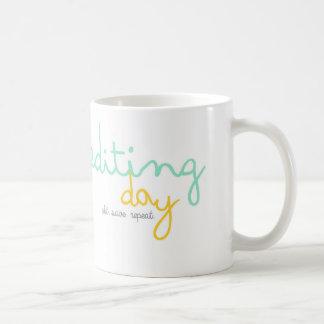 Editing Day Coffee Mug