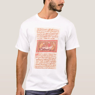 edition of 'Book of Surgery' by Rogier de Salerne T-Shirt