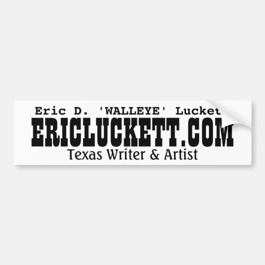 EDL.COM BS 001-090511 BUMPER STICKER