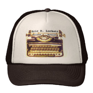 EDL Typewriter Hat EDL062015001