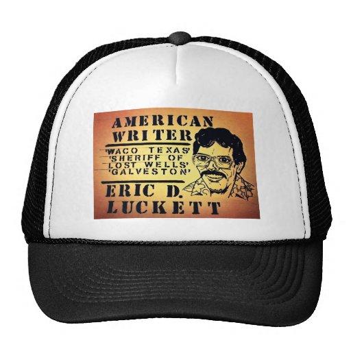 EDLCO RANCH 'Eric D. Luckett' Design 111813 Mesh Hats