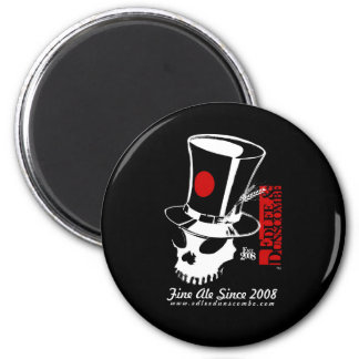 Edlee & Dunscombe 2010 6 Cm Round Magnet