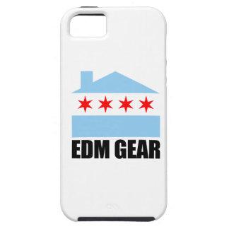EDM Gear Logo iPhone 5 Cases