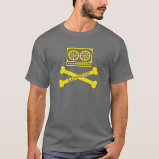 EDM HEAD YELLOW T-Shirt