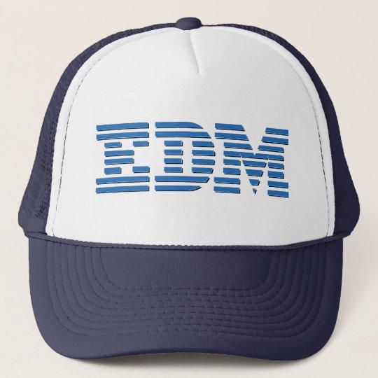 EDM - IBM Parody Design for EDM Lovers